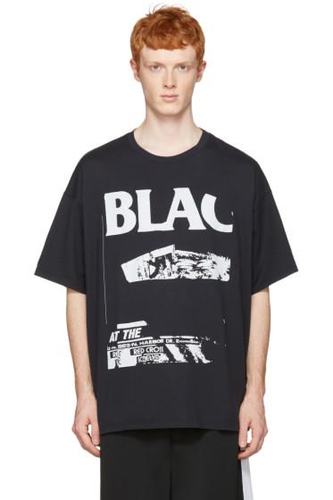 Facetasm - Black 'Bla' T-Shirt