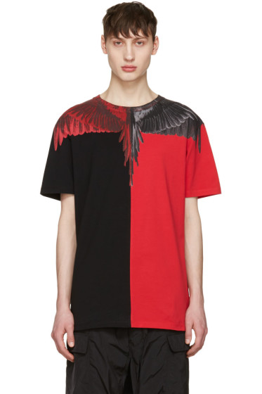 Marcelo Burlon County of Milan - Red Paz T-Shirt
