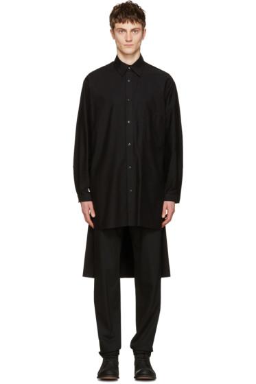 Yohji Yamamoto - Black Staff Shirt