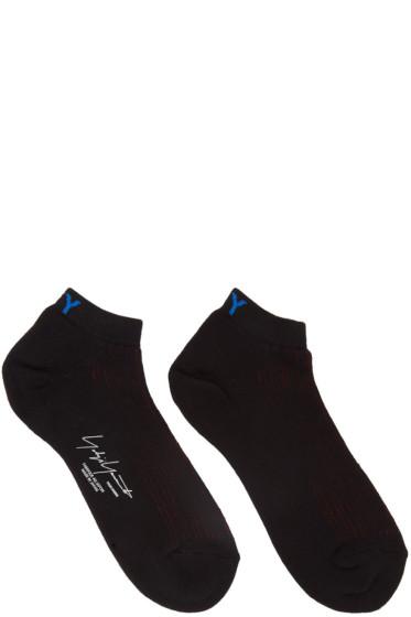 Yohji Yamamoto - Black Logo Socks
