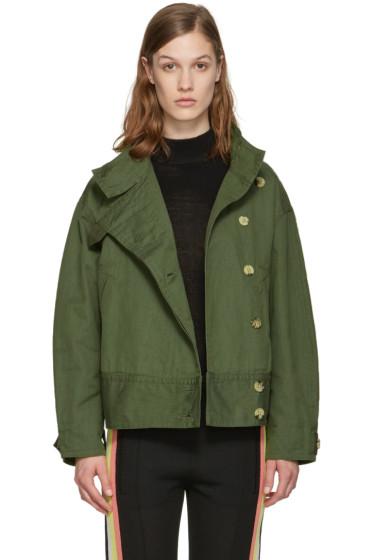 Isabel Marant Etoile - Green Ira Jacket