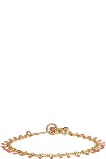 Isabel Marant - Gold Beaded Casablanca Bracelet