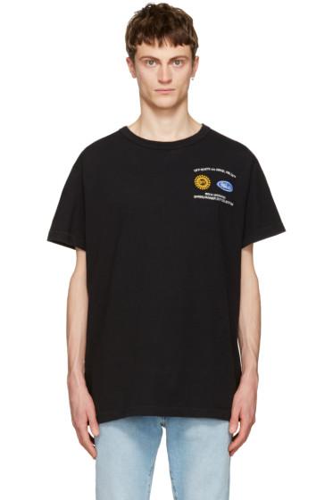 Off-White - Black Work T-Shirt