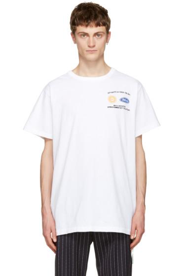 Off-White - White Work T-Shirt