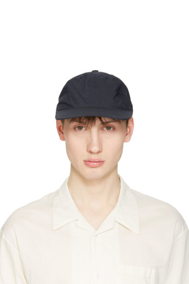 Undecorated Man - Navy Panelled Cap