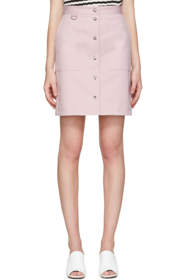 Nomia - Pink Work Miniskirt