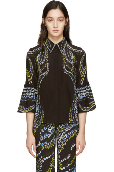 Erdem - Black Alita Shirt