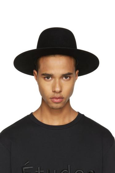 Etudes - Black Sesam Hat