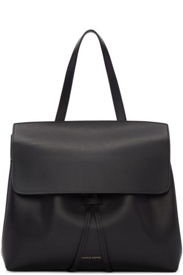 Mansur Gavriel - Black Leather Mini Lady Bag