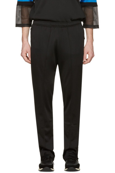 Toga Virilis - Black Pile Trousers