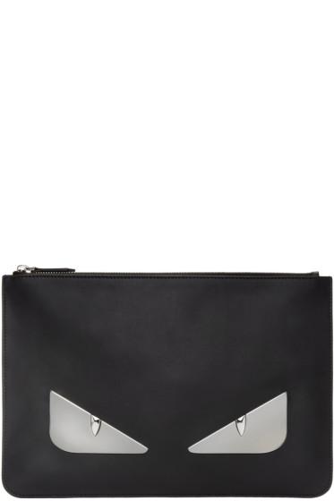 Fendi - Black Bag Bug Pouch