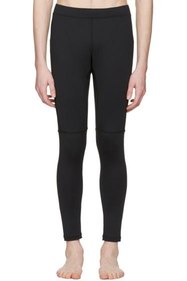 Fendi - Black Running Leggings