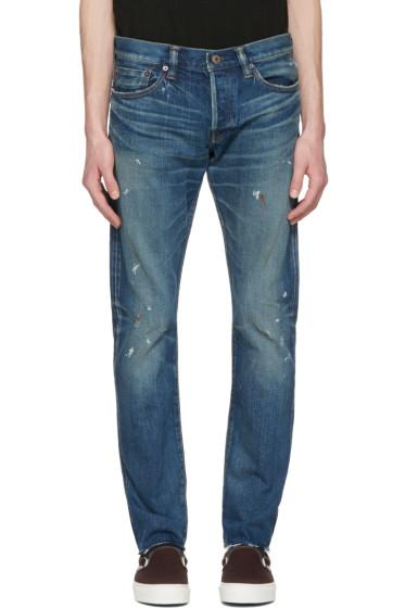 Simon Miller - Indigo Mito Jeans