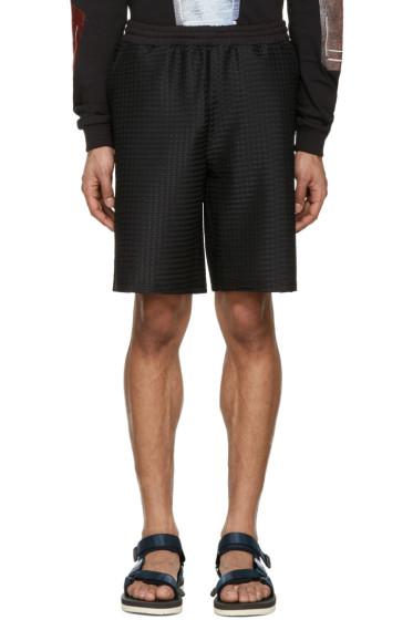 Cottweiler - Black Service Shorts