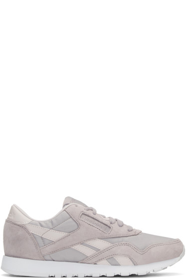Reebok Classics - Grey FACE Edition Kindness Classic Sneakers