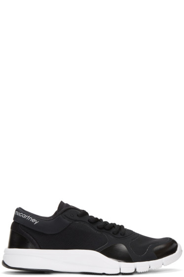 adidas by Stella McCartney - Black Alayta Sneakers