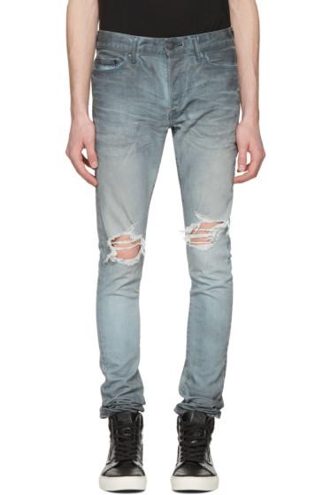 John Elliott - Indigo The Cast 2 Odeon Jeans