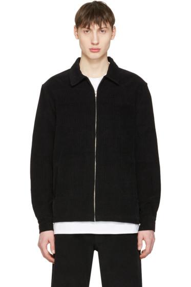 Noon Goons - Black Club Cord Jacket