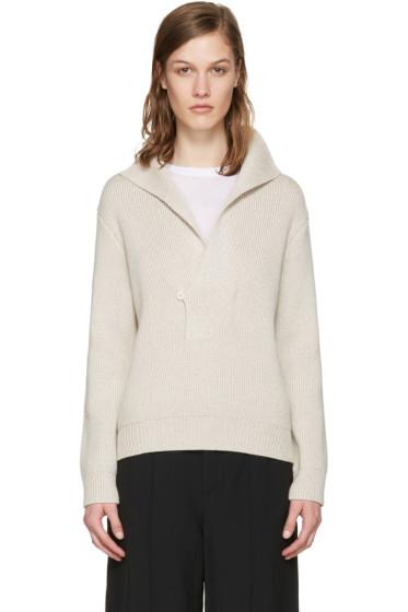Totême - Beige Runa Sweater
