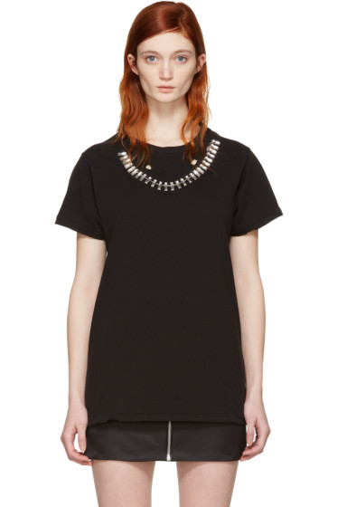 Alyx - Black Diamante T-Shirt