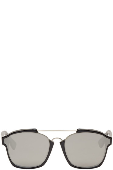 Dior - Black Abstract Sunglasses