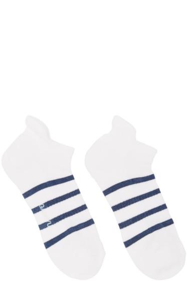 Ganryu - White Striped Socks