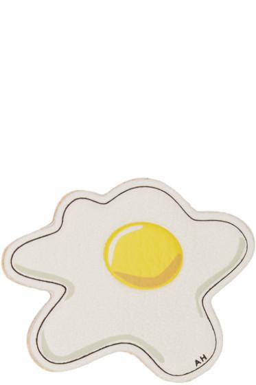 Anya Hindmarch - Ivory Egg Sticker