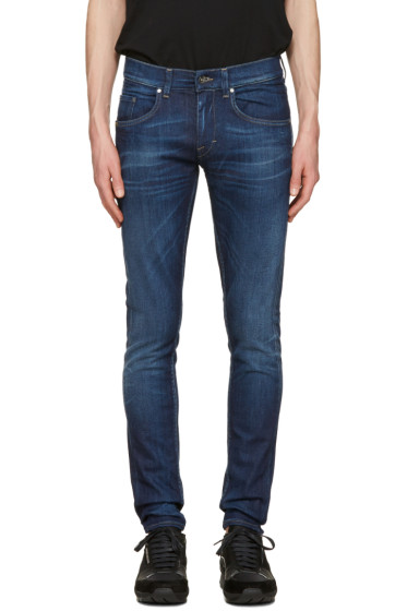 Tiger of Sweden Jeans - Blue Slim Jeans
