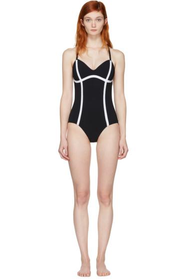 Ward Whillas - Black Delrey Swimsuit