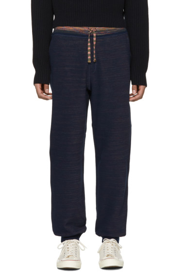 Missoni - Blue Contrast Lounge Pants