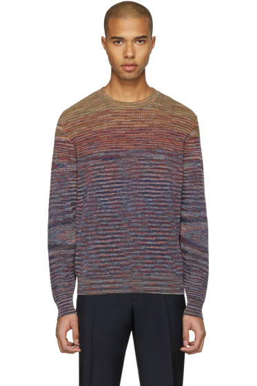 Missoni - Purple Knit Pullover