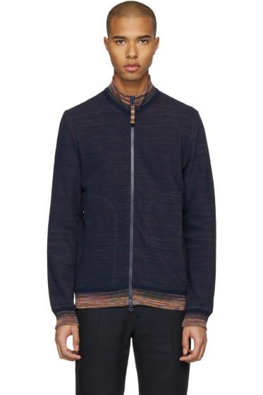 Missoni - Blue Track Jacket