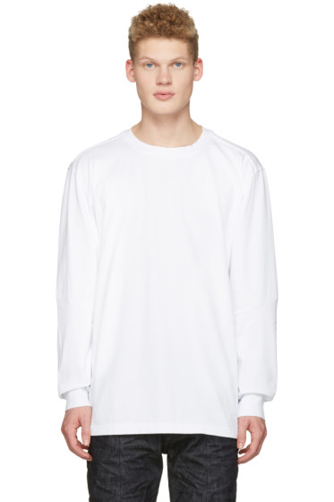 Raw Research - White GSRR T-Shirt