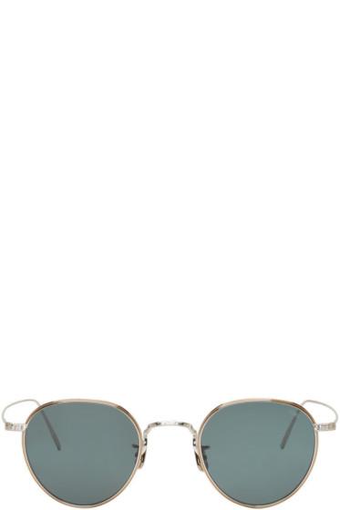 Eyvan 7285 - Silver Model 539 Sunglasses
