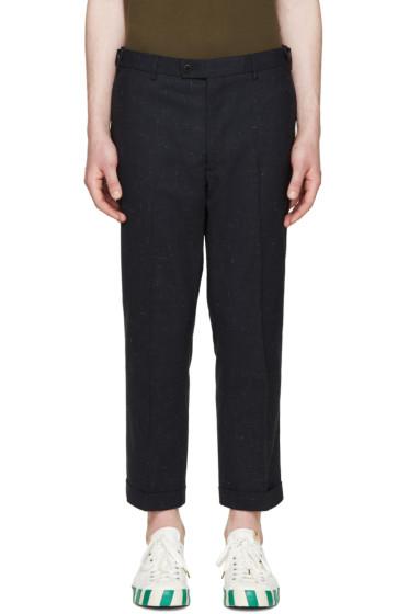 Visvim - Navy Wool Trousers