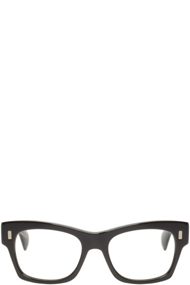 Oliver Peoples The Row - Black 71st Street Optical Glasses