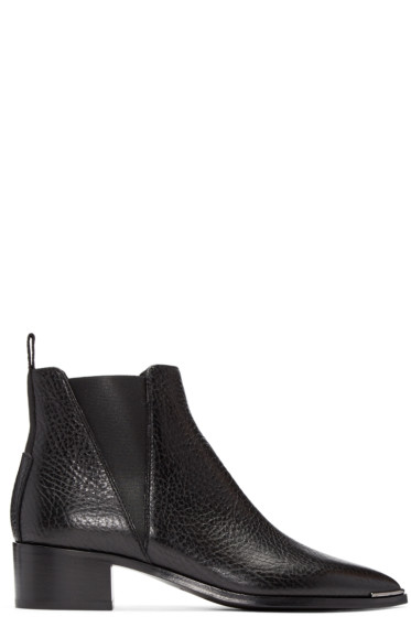 Acne Studios - Black Jensen Ankle Boots