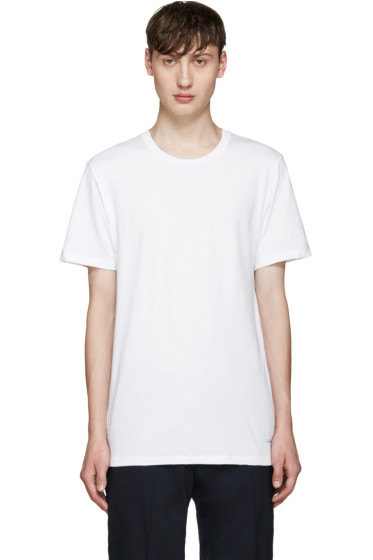 Calvin Klein Underwear - Three-Pack White Classic-Fit T-Shirt