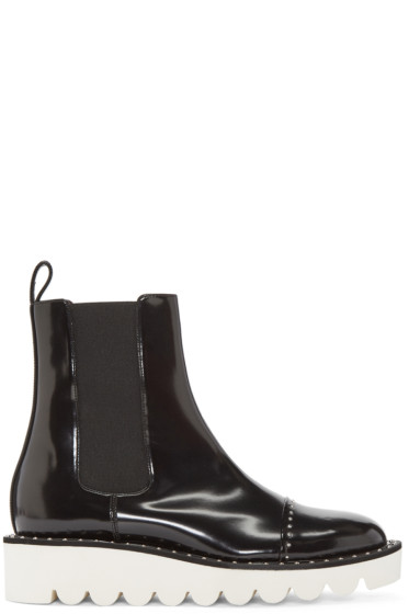 Stella McCartney - Black Odette Chelsea Boots