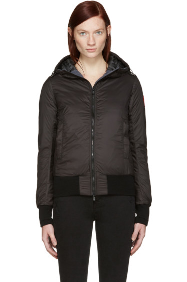 Canada Goose - Black Down Dore Jacket