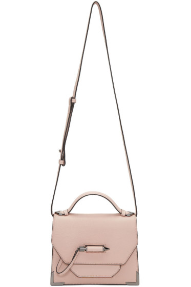 Mackage - Pink Small Keeley Messenger Bag