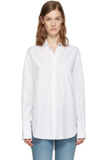 Rag & Bone - White Essex Shirt