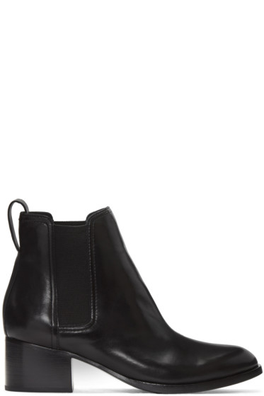 Rag & Bone - Black Walker Boots