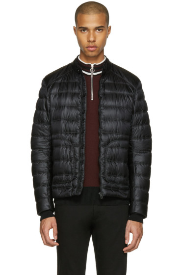 Belstaff - Blakc Down Quilted Jacket