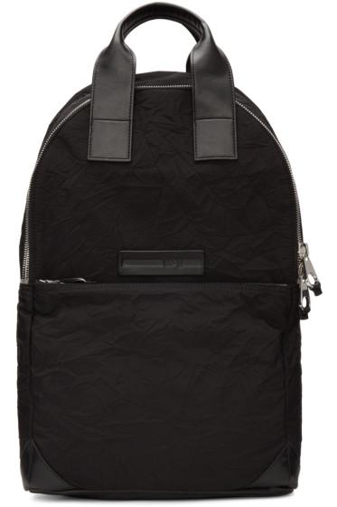 McQ Alexander Mcqueen - Black Tote Backpack