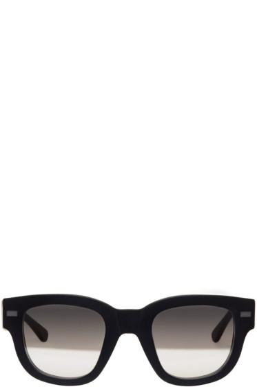 Acne Studios - Black Frame Metal Sunglasses