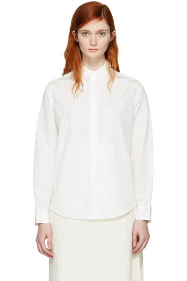 Acne Studios - White Beaumont Shirt