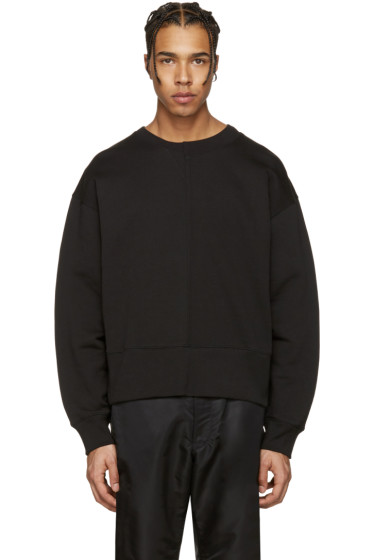 Acne Studios - Black File Sweatshirt