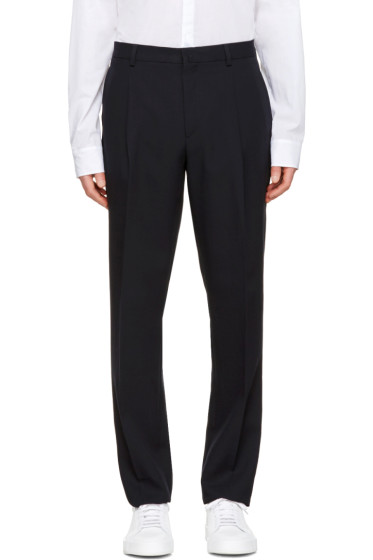 Acne Studios - Navy Boston FL Tec Trousers