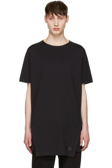 Y-3 - Black X Planet T-Shirt
